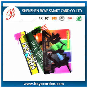Hot Sale Transparent Plastic Card pictures & photos