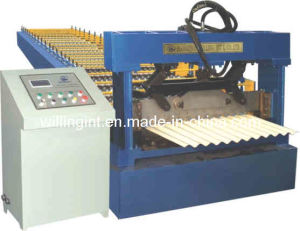 Colored Steel Building Material Making Machinery pictures & photos