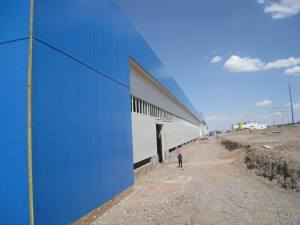 Hot-DIP Galvanized Steel Structure Workshop Building pictures & photos