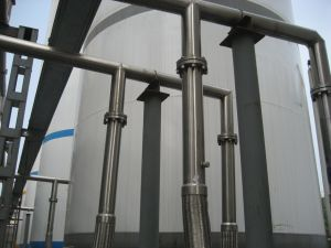 Low-Temp Heat-Insulated Pipeline with High-Vacuum & Multi-Layer pictures & photos