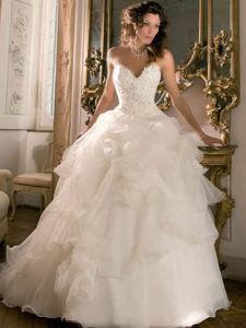 Wedding Dresses (WD497)