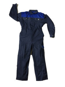 Windproof & Durable Safety Working Overall, Uniforms (HS-O012)