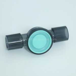 Customized Durable Membrane Valve Silicon Rubber Diaphragm for Pump Connector pictures & photos