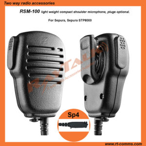 Remote Speaker Microphone for Sepura Srp2000 Srp300 pictures & photos