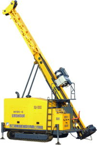 Hydraulic Diamond Core Drilling Rig (HYDX-6) pictures & photos