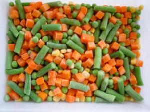IQF Frozen Mixed Vegetables