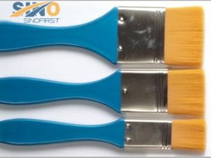Flat Nylon Artist Brush, Brush Set pictures & photos