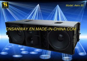 Way high powered line array speaker system pa audio line array system