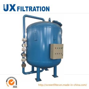Continuous Deep Bed Backwash Upflow Volume Sand Filter pictures & photos
