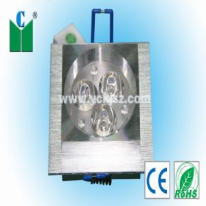 3*1W LED Ceiling Light