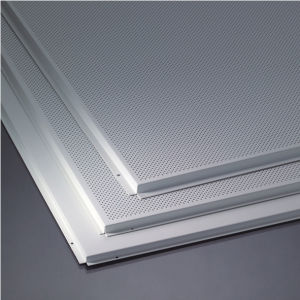 Metal Lay-in Aluminum Ceiling Tile with ISO 9001 pictures & photos