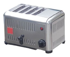 Stainless Steel Toaster (4ATS-A)