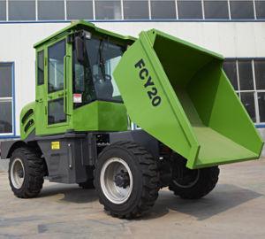 Export Construction Site Dumper 2tons Load Mini Dumper pictures & photos