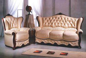 Leather Sofa (2007)