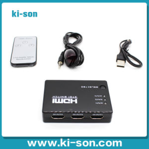 HDMI Mini Switcher 3 Ports 1080P with Remote Control