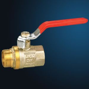 Brass Ball Valve (MF11003) pictures & photos