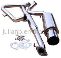 Exhaust Cat Back / Exhaust System (JS-CB-002)