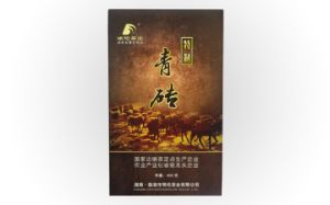 Chinese Hight Quality 400g Gui Zhen Qing Brick Tea pictures & photos