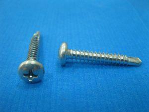 Pan Head Self-Drilling Screw