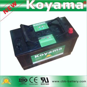 12V 96ah Africa Standard Vehicle/Car/Truck Battery 674 pictures & photos