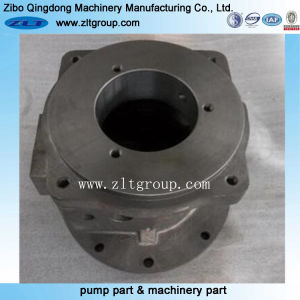 Ductile Iron Goulds 3196 Pump Bearing Frame by Sand Casting pictures & photos