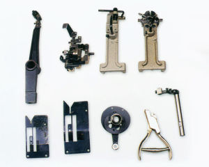 Presser Arm Assembly and Russling Attachment Assembly