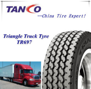 Truck Trailer Tyre (Triangle 385/65r22.5 TR697) pictures & photos