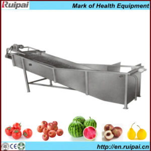Wave/Bubble Vegetable and Fruit Cleaner/Washer pictures & photos
