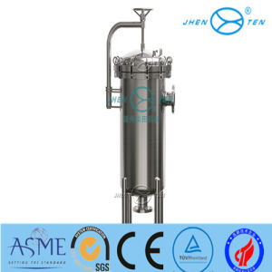 Most Reasonable Structure Industrial Multi Bag Filter pictures & photos