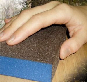 Abrasive Grinding Sponge (FP22) pictures & photos