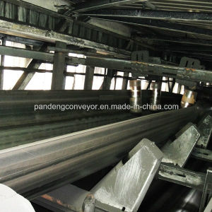 Industrial Fire-Resistant Rubber Steel Cord Belting for Metallurgy pictures & photos