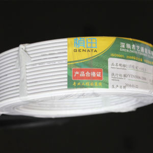 4*0.4 Indoor White Telephone Wire/Cables pictures & photos