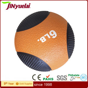 New Design Double Color Medicine Ball