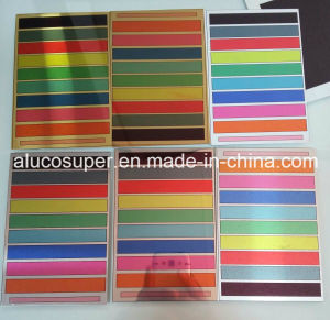 Photo Heat Printing Sublimation Aluminum Sheet pictures & photos