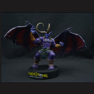 Customized High Quality Game Figurine with PU Material pictures & photos