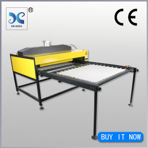 Hydraulic Double Layer Automatic Heat Press Machine pictures & photos