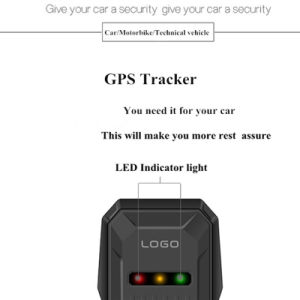 Cable Car/Motorcycle GPS Tracker with Relay (A13) pictures & photos