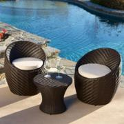 Outdoor Rattan Wicker Garden Furniture Sofa
