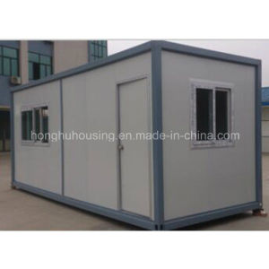 ISO Approve Modular Mobile Building Prefabricated Container House pictures & photos
