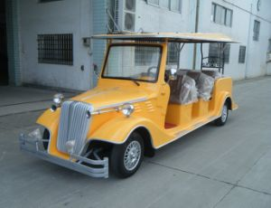 8 Seaters Battery Power Classic Sightseeing Car pictures & photos
