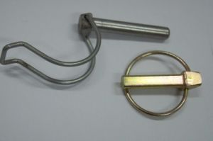 Linch Pin safety Pin Shaft Lock Pin DIN11023 pictures & photos