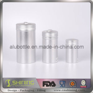 Empty Aluminum Food Canister pictures & photos