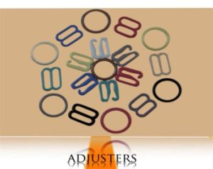 Different Material Bra Adjuster Accessories for Garment (AJA-815) pictures & photos