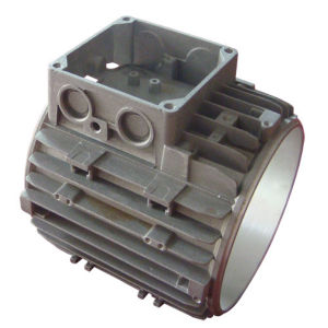 OEM Aluminum Gear Housing with Sand Casting pictures & photos