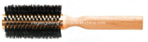 Fashionable Wooden Hair Brush Thermal Brush pictures & photos