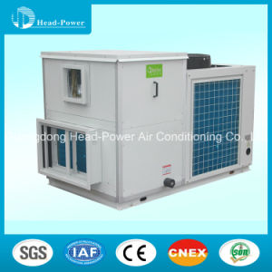 China Hitachi Scroll Compressor R410A Roof Top Packaged Air ...