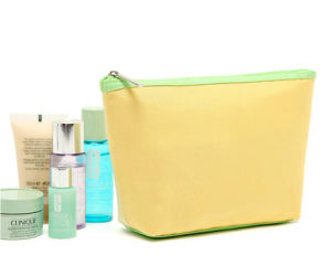 Promotion Ladies Polyester Cosmetic Bag (BF218005D) pictures & photos