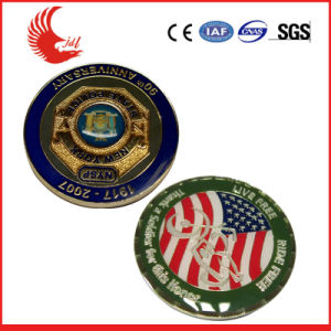 Professional Custom Cheap Stamp Metal Coin Supplier pictures & photos
