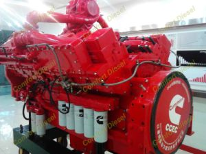 Original Cummins Engine (4B 6B 6C 6L M11 NTA855 KTA19 KTA38 KTA50 QSK15 QSK19) for Marine and Industry Application