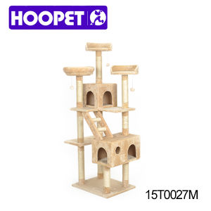 Majestic Cat Tree Wholesale Cat Scratching Post pictures & photos
